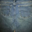 "Women's LEE Relaxed Straight Leg Jean's Blue Size 10 Medium 32"" Inseam Classic"