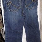 Girls Jeans Est. 89 Bootcut Dark Cotton Blend Everyday Solid Hearts 4 All Season
