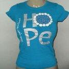 Smithsonian Institution HOPE DIAMOND Washington DC T-Shirt Girls Children M 7/8
