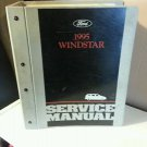 1995 FORD WINDSTAR SERVICE MANUAL SHOP EDITION BINDER STYLE EUC