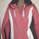 Women's M Winter Outdoor Jacket Coat Hooded White Sierra Multi-Color 50% off
