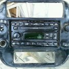 2008 Ford Ranger Center Dash Radio Command Center w/ 4WD, 12v outlets,fog, cd
