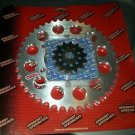 2 Pieces ~ '95 KAWASAKI ZXR 750 SPROCKET & CHAINWHEEL SPROCKET SPECIALTIES 53oz