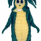 Corncob Mascot SpotSound Canada With Red Shoes And Peculiar Face And Removable Head