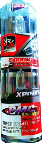 H6M h6  35/35W Headlight Bulbs CLEARWHITE Xenon Honda  TRX 250 300 400 450