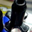 CNC CLUTCH CABLE PERCH ADJUSTER BOLT NUT Flex Levers BLACK Yamaha Honda Suzuki
