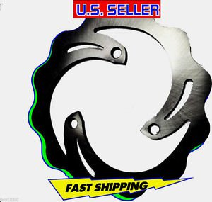 ATV Suzuki Rear Brake Disc Rotor LTR450 LTR 450R Quadracer   2006-2009