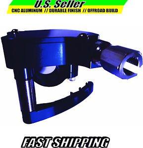 ATV Thumb Throttle BLUE  CNC Billet HONDA TRX300 TRX400 TRX 250R MOST MODELS
