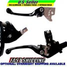 ATV Throttle Lever Set Brake Clutch YAMAHA BLACK YFZ450 2004 2005 2006