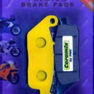 CERAMIC Front Brake Pads Honda VT Shadow 750 & 1100 ACE Spirit - *TOP PREMIUM*