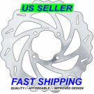 ATV Yamaha Rear Brake Disc Rotor YFM700 Raptor Wavetour Design 2007-2013