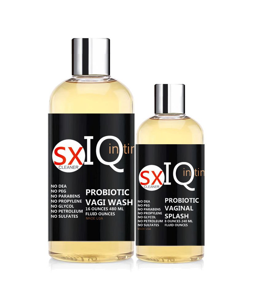 sx-IQ Probiotic Vagi-Care Hygiene Kit