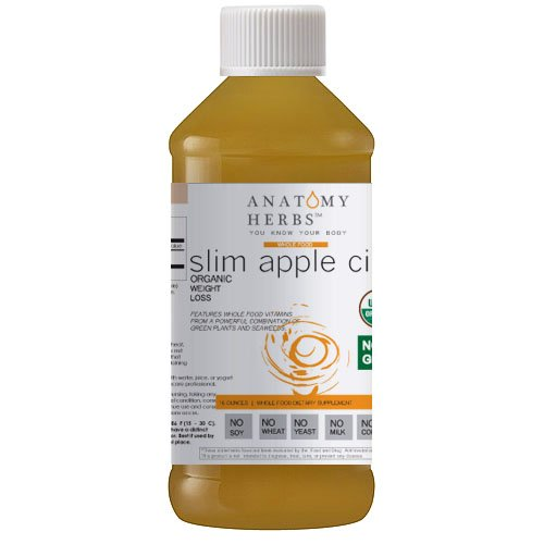 Slim & Burn Apple Cider Weight Loss Vinegar