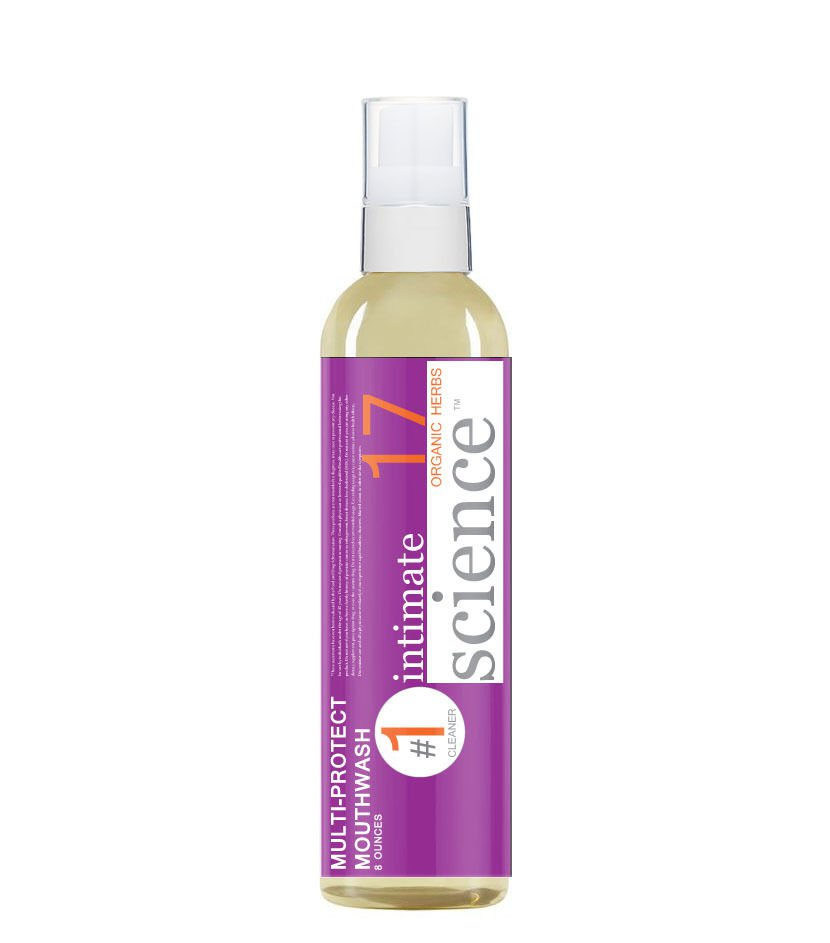 Intimate Science Aftersex Multi-Protect Mouth Wash