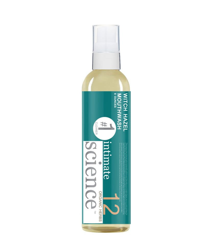 Intimate Science Aftersex Witch Hazel Mouth Wash