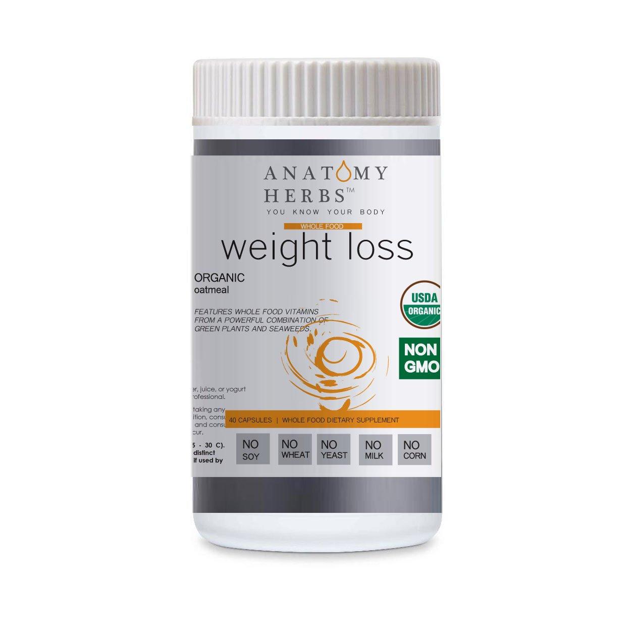 Weight Loss Oatmeal (Fat Burner)