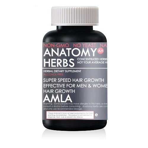 Amla Herbal Hair Growth Accelerator Capsules