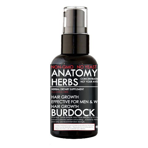 Burdock Hair Restoration Hair Growth Serum