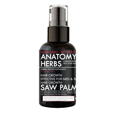 Saw Palmetto Herbal Hair Growth Serum