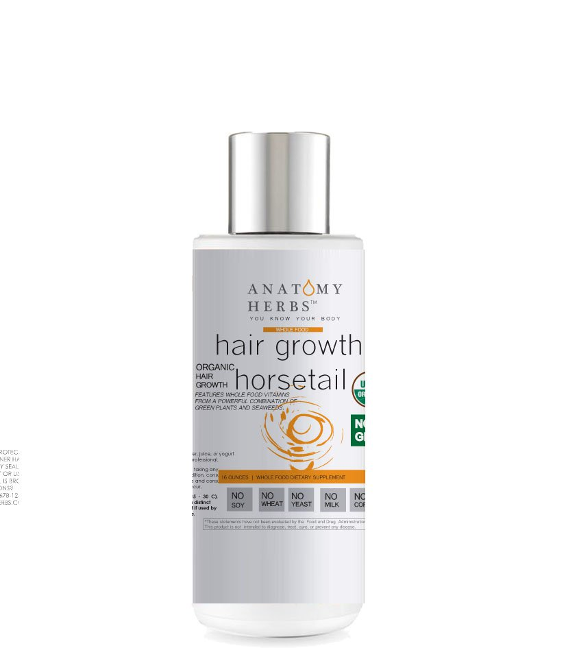 Horsetail Hair Restoration Hair Growth Shampoo