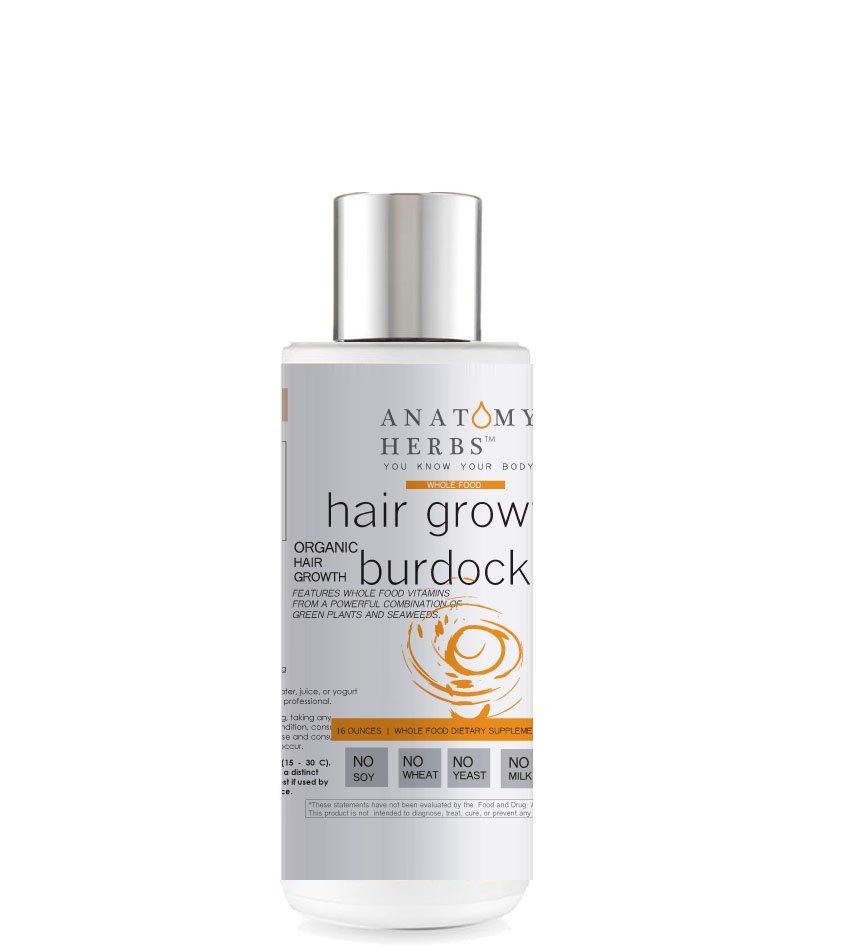 Burdock Hair Restoration Hair Growth Shampoo