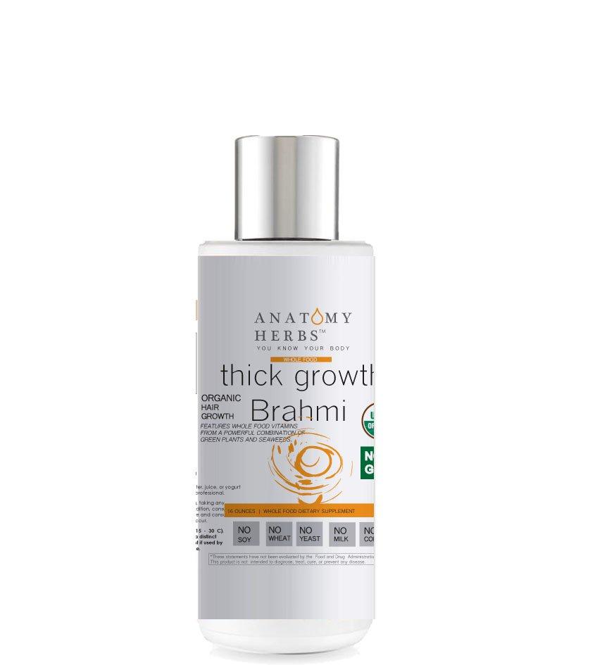 Brahmi Thicker Hair Growth Shampoo