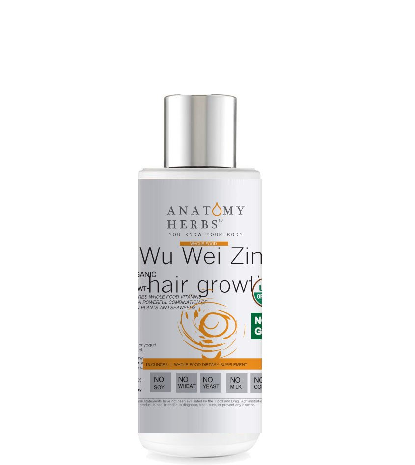 Wu Wei Zin Micronutrient Hair Growth Shampoo