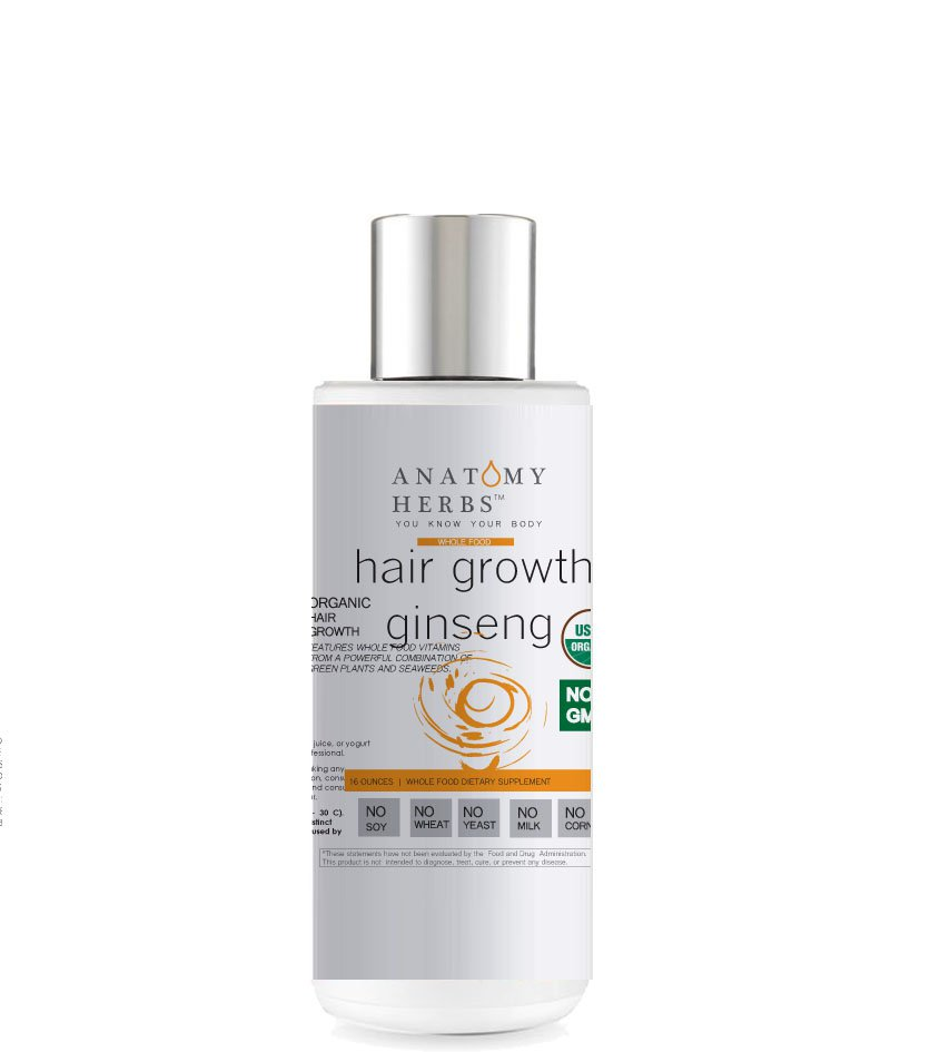 Ginseng Chinese Hair Growth Shampoo