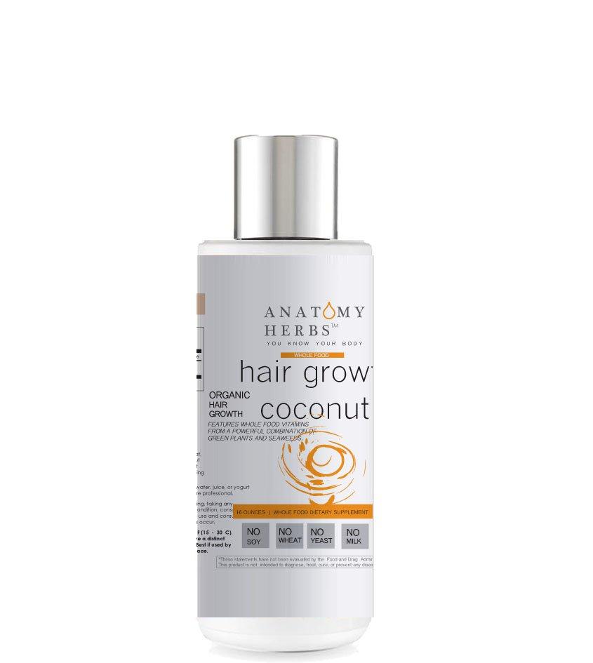 Coconut Thicker Hair Growth Shampoo