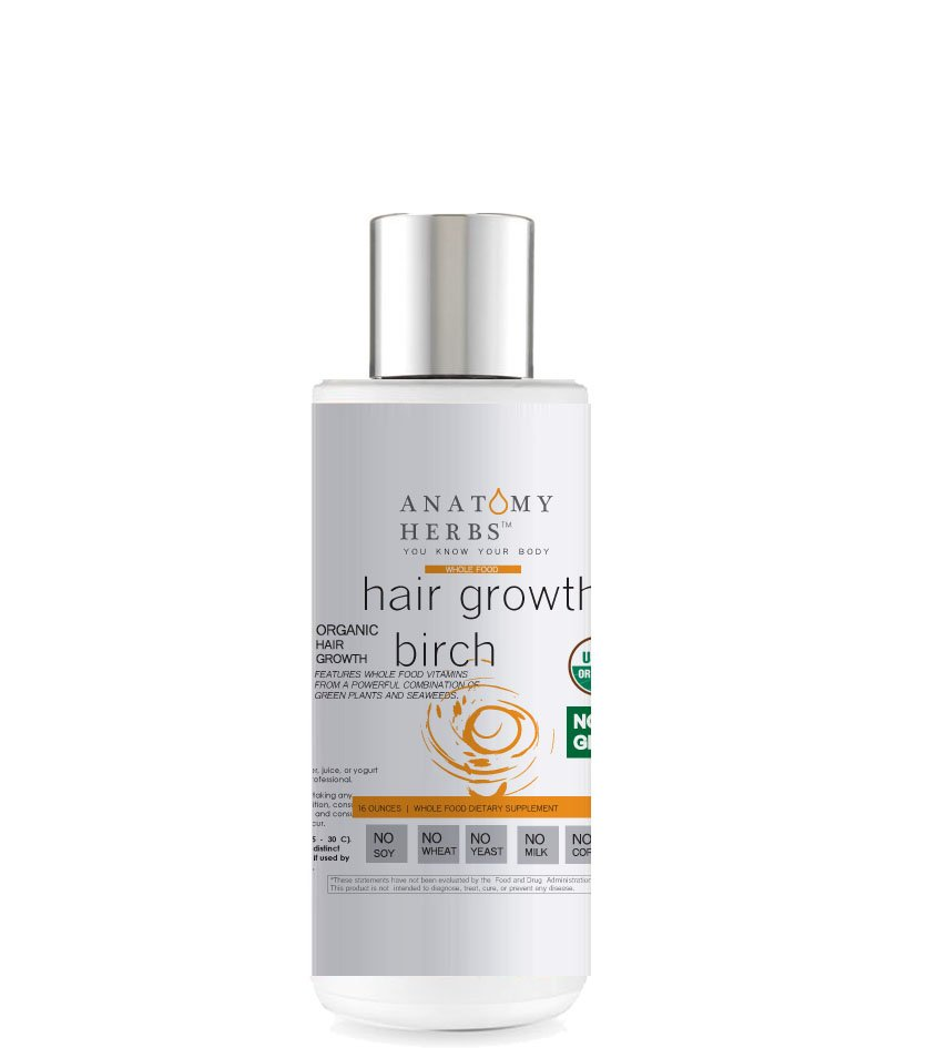 Birch Stimulating Hair Growth Shampoo