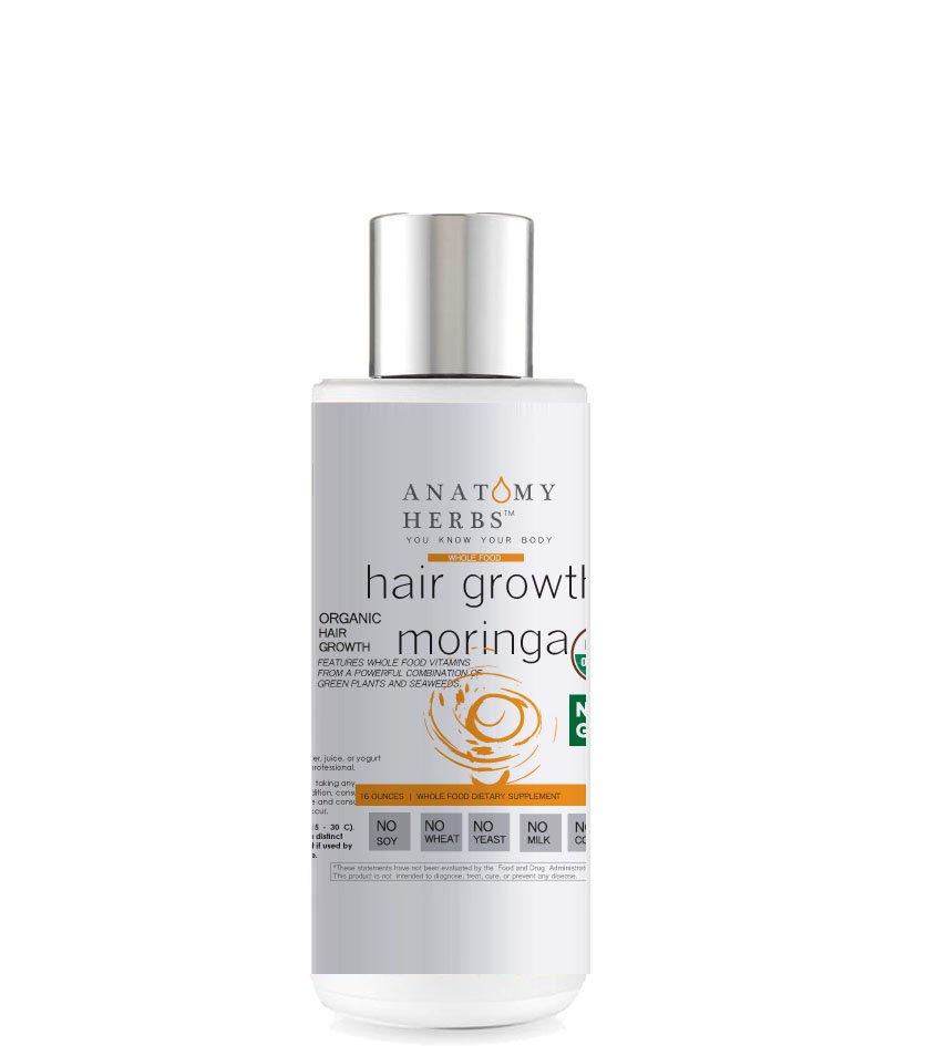 Moringa Hair Growth Restoration Shampoo
