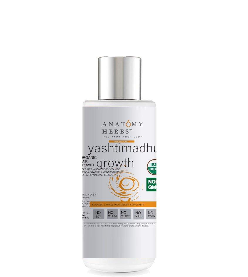 Yashtimadhu Hair Growth Antiandrogenic Shampoo