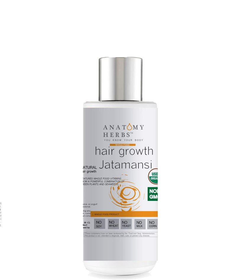 Jatamansi Ayurvedic Hair Growth Shampoo