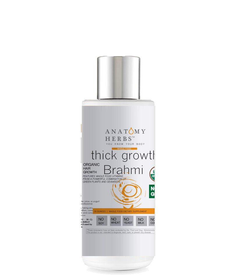 Brahmi Thicker Hair Growth Conditioner