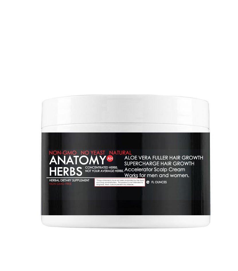 Aloe Vera Fuller Hair Growth Accelerator Scalp Cream