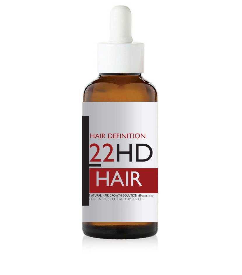 HD Men's Natural Hair Growth Solution