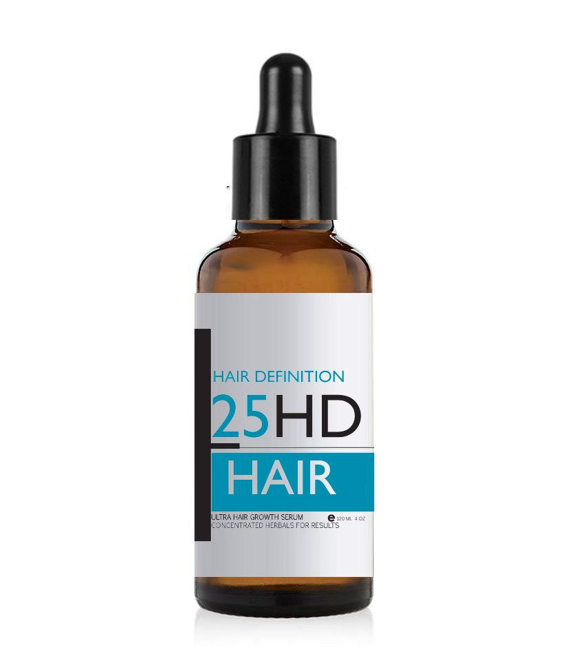 HD Ultra Thick Hair Growth Serum