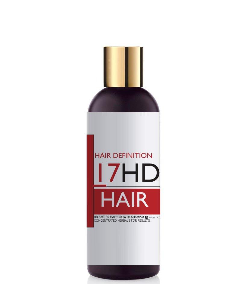 HD Ultra Thick DHT Hair Growth Shampoo