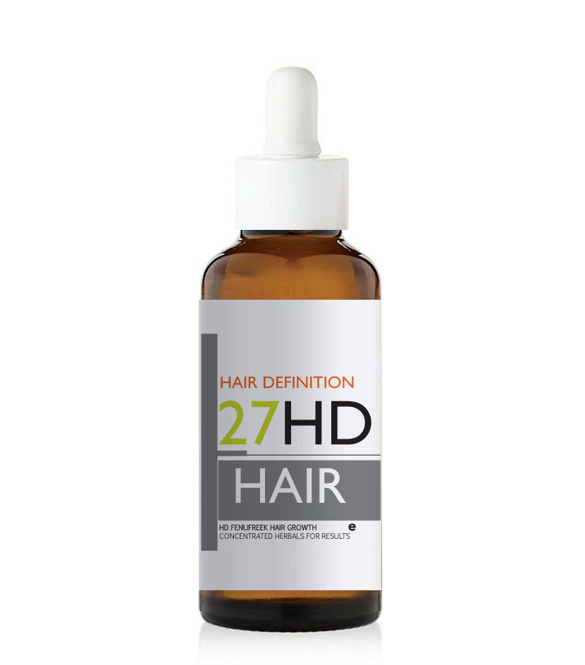 HD Fenugreek Hair Growth Stimulating Oil