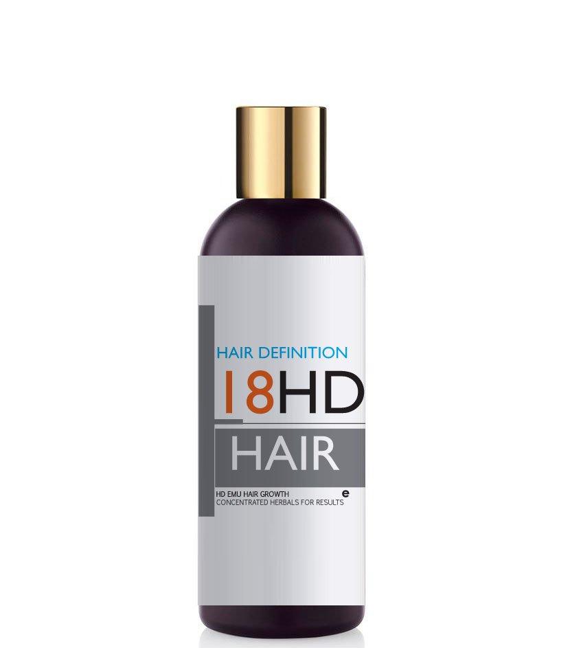 HD Emu Hair Growth Stimulating Shampoo