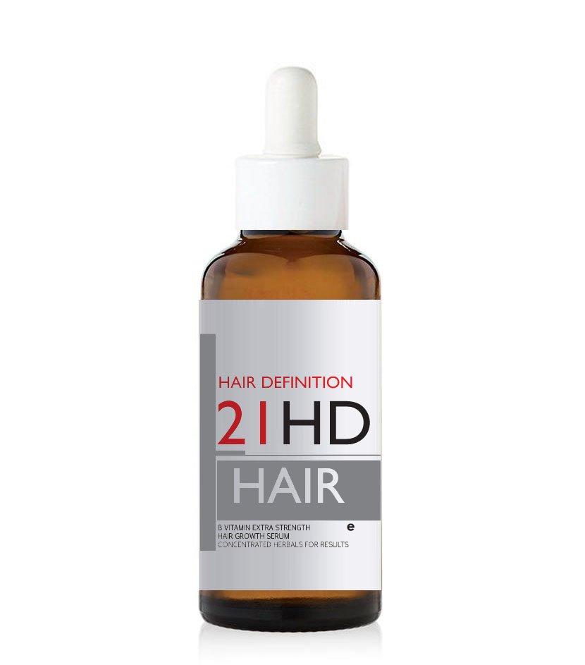 B Multi-Vitamin Extra Strength Hair Growth Topical Scalp Serum