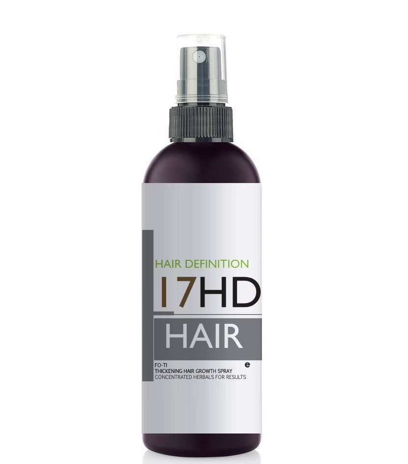 He Shou Wu Extra Strength Chinese Hair Growth Spray