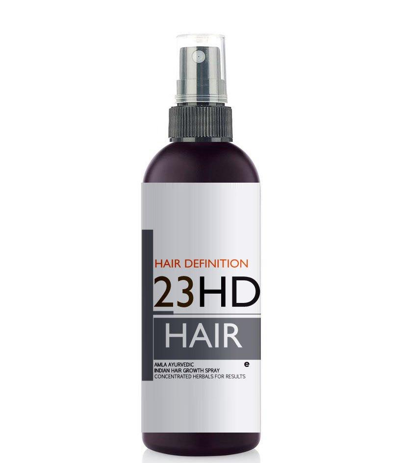 Amla Ayurvedic Indian Hair Growth Spray, Extra Strength