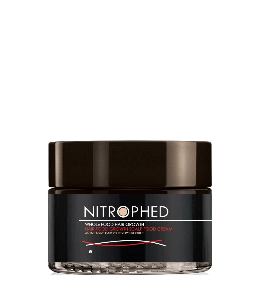 Nitrophed Hair Food Growth Scalp Cream