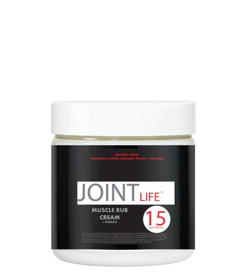 JLN Natural Joint & Pain Muscle Rub Cream