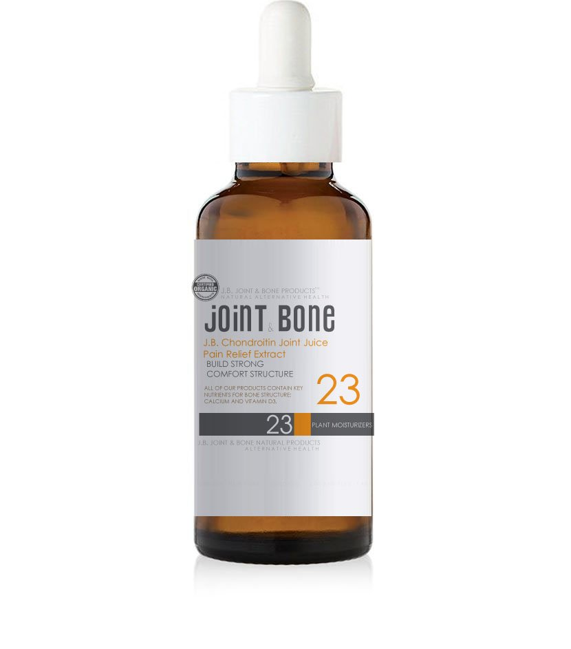 J.B. Chondroitin Joint Juice Pain Relief Extract