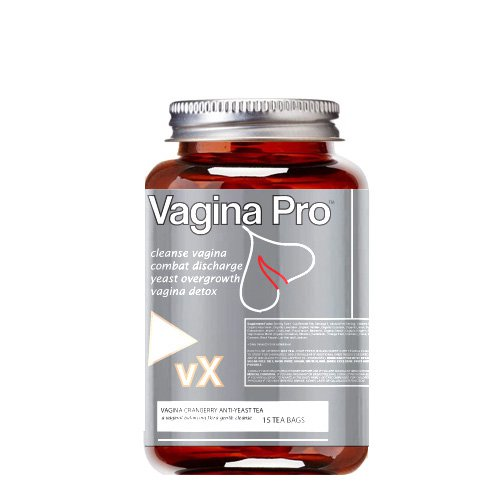 Vagina Pro� Cranberry Anti-Yeast Cleansing Tea