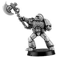 010111201 - Veteran Sergeant with Power Axe Body