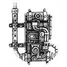 010307717 - Ork Dreadnought Engine