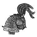 020302807 - The Green Knight Horse Head